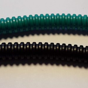Ribbed Technic Tubes and Cables