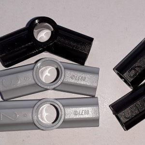 Angled Axle Pin Connectors